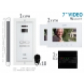 "KIT VIDEOINTERFON 7"" smart+ · 4 fire 2 FAMILII"