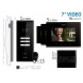 "KIT VIDEOINTERFON 7"" smart+ · 4 fire 3 FAMILII"